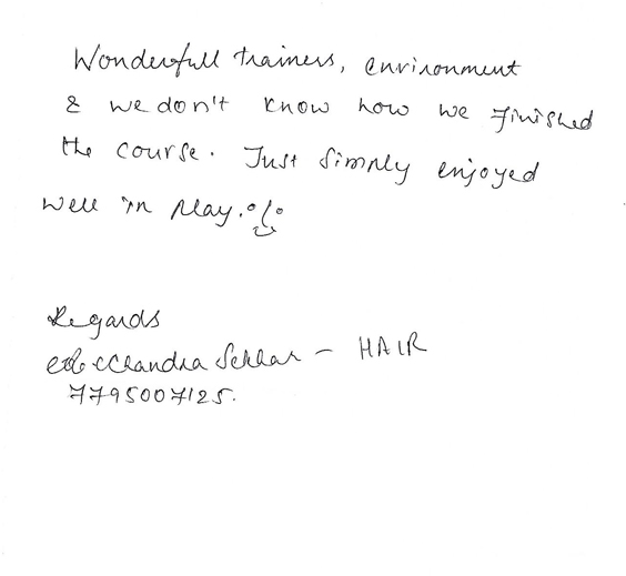 chandrasekhar-feedback-play-academy-hairdressing-courses