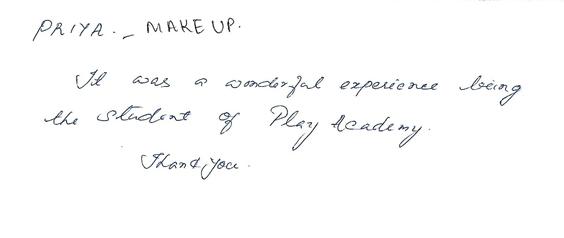 priya-feedback-play-academy-make-up-courses