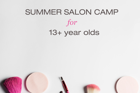 Summer-Salon-Camp-for-13-year-olds